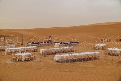 Séminar in the desert